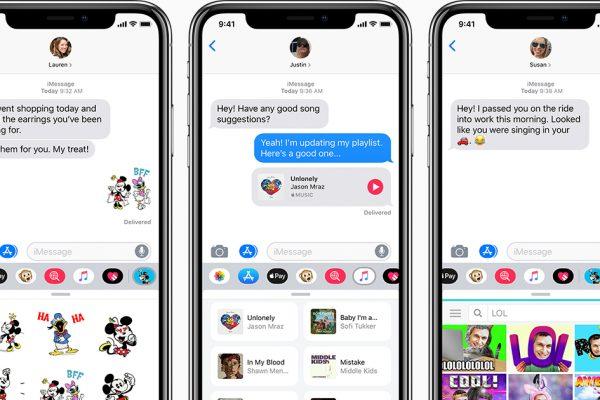 iMessage: De chat app van Apple